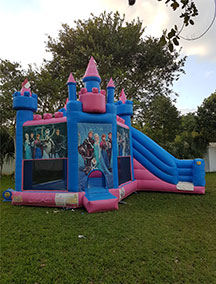 Inflable Castillo Frozen