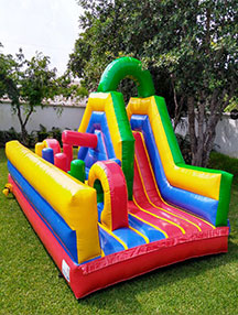 Inflable Escaladora